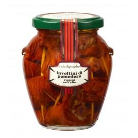 Involtini pomodori secchi